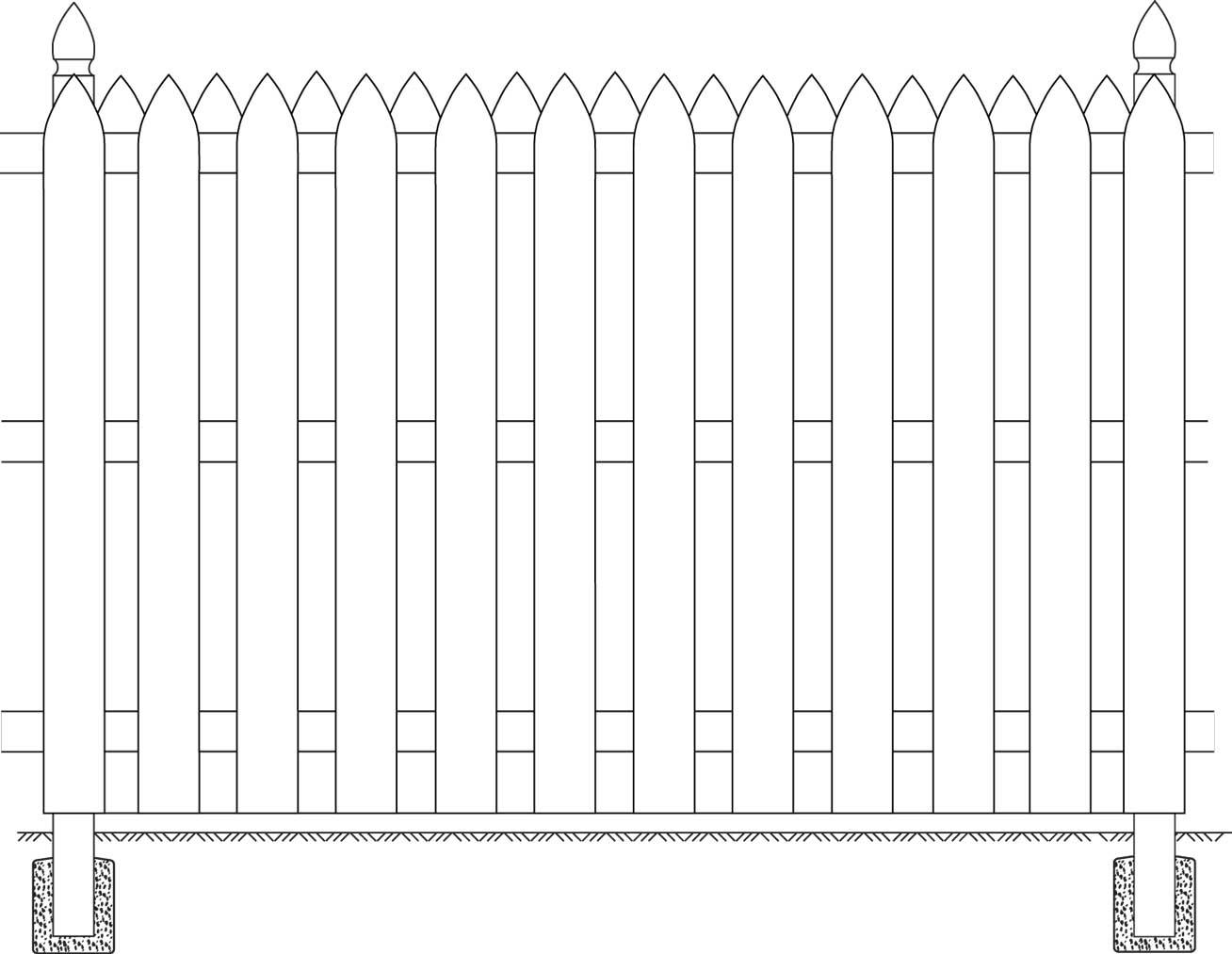 Residential Natural Cedar Fences | Installation & Repair