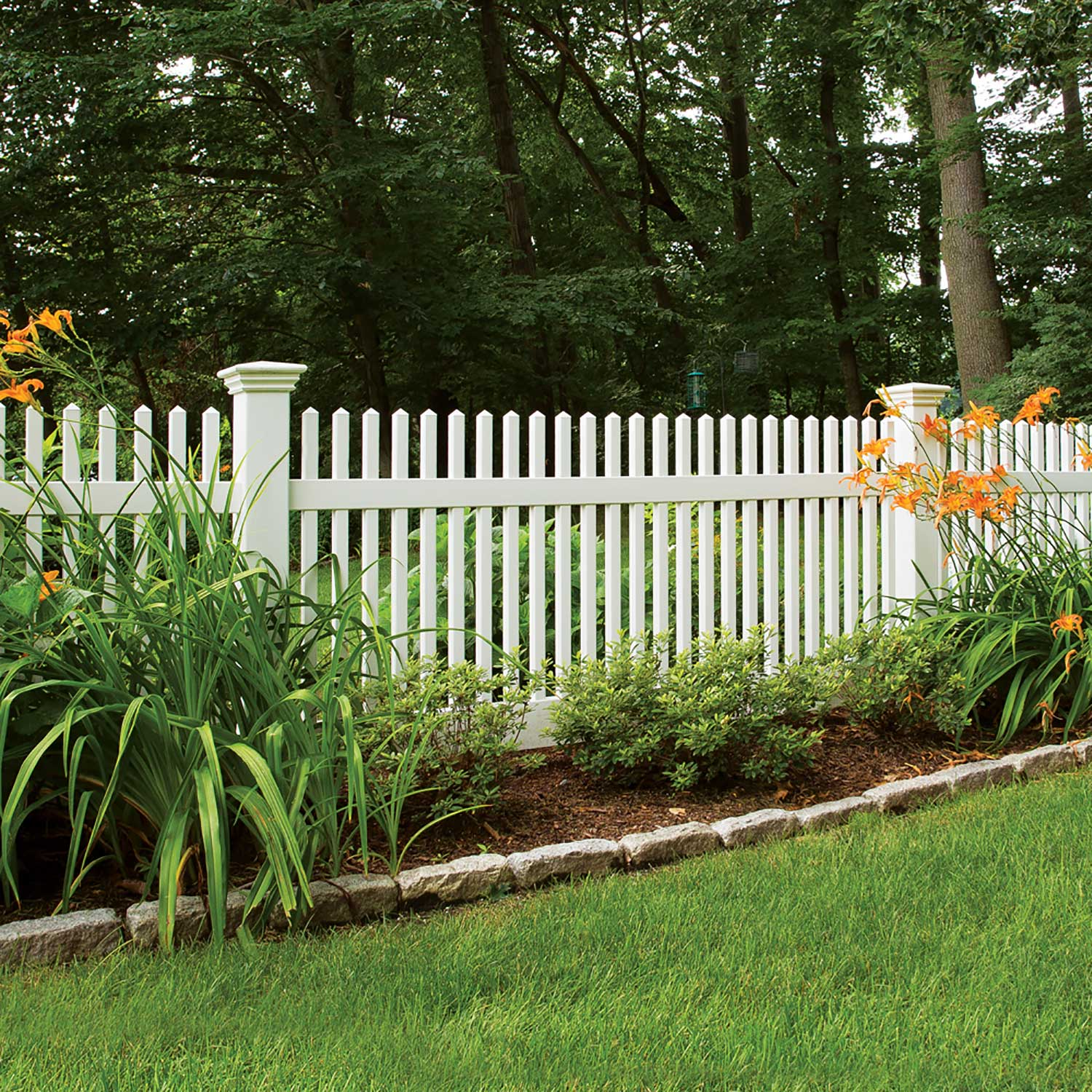Residential Decorative Fencing & Gates | Peerless Fence