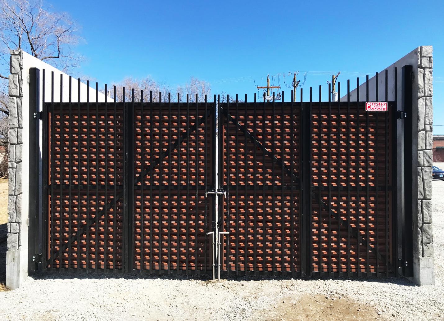 Dumpster Enclosures