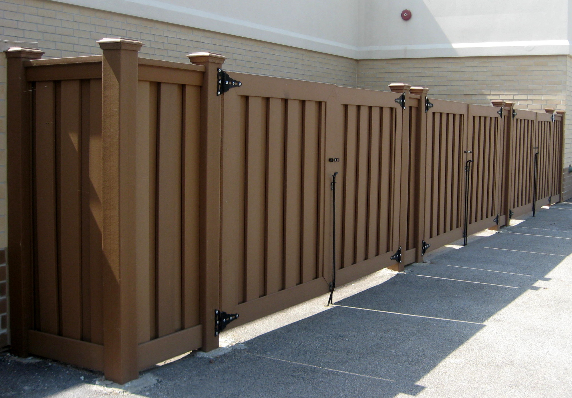 Dumpster Enclosures