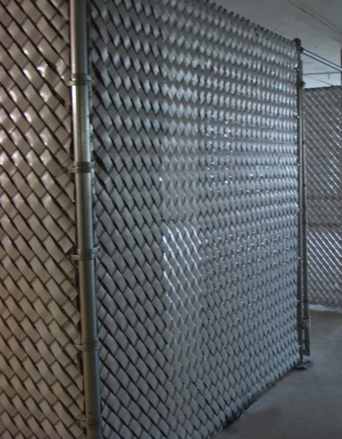 Warehouse Fencing Amp Gates Peerless Fence Chicago