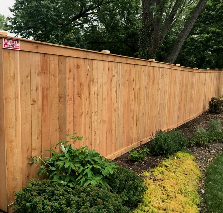 Natural Cedar Fences