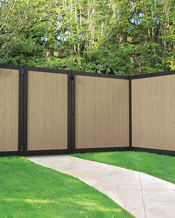 Variety Of Products From Top Residential Fence Contractor