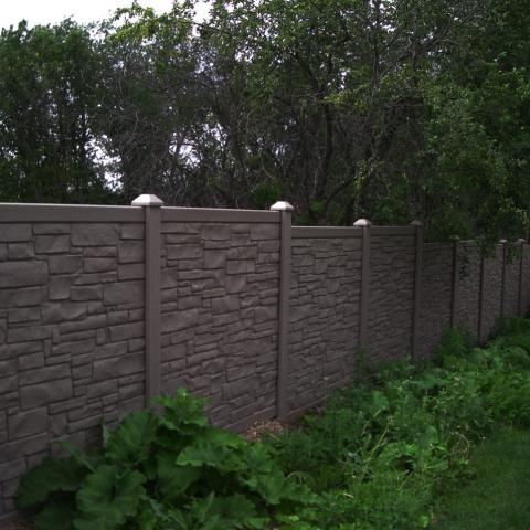 Composite Fences